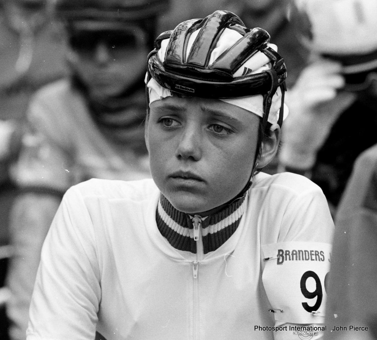 Lisa Brambani, 1989 Women's Challenge winner.