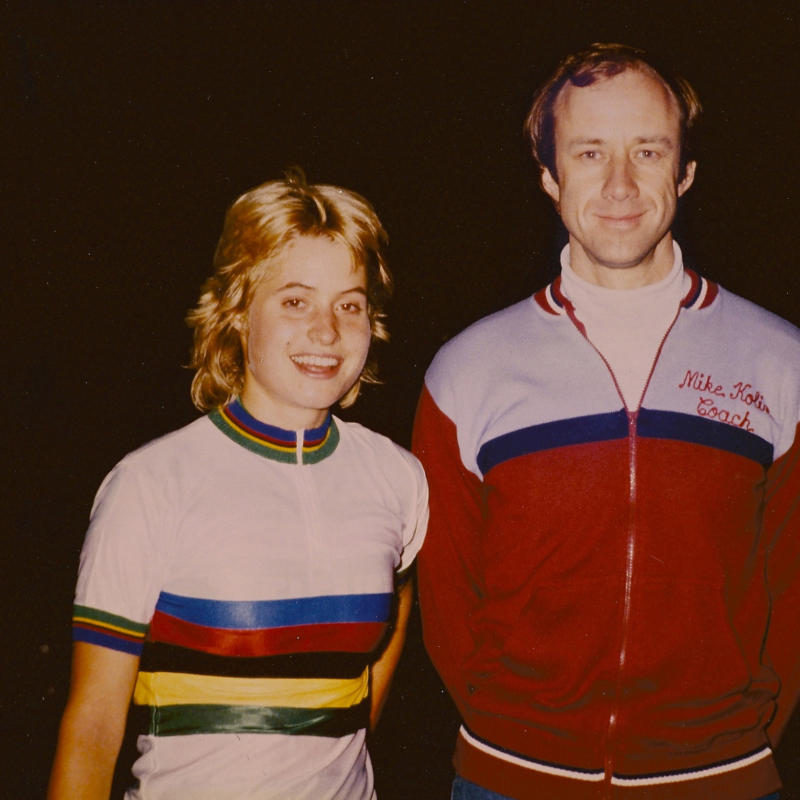 "Rebecca Twigg   is an American former racing cyclist , who won six world track cycling championships in the individual pursuit. She also won 16 US championships (the first - the individual time trial - when she was 18) and two Olympic medals, the Silver medal in the 1984 road race in LA, and a Bronze medal in the pursuit in Spain in 1992. Twigg won the first three editions of the Womens Challenge  on the road. Twigg was a three-time Olympian (1984, 1992, and 1996). However, her final Olympic appearance, in Atlanta in 1996, ended in controversy when she quit the team in a disagreement with the coach Chris Carmichael and the US Cycling Federation. The federation had invested in the development of the so-called SuperBike"". Twigg, after using the bike earlier in the Games, refused to ride it, citing poor individual fit and claiming that pressure from the staff on her to use the SuperBike and their refusal to grant accreditation to her personal coach left her defocused."