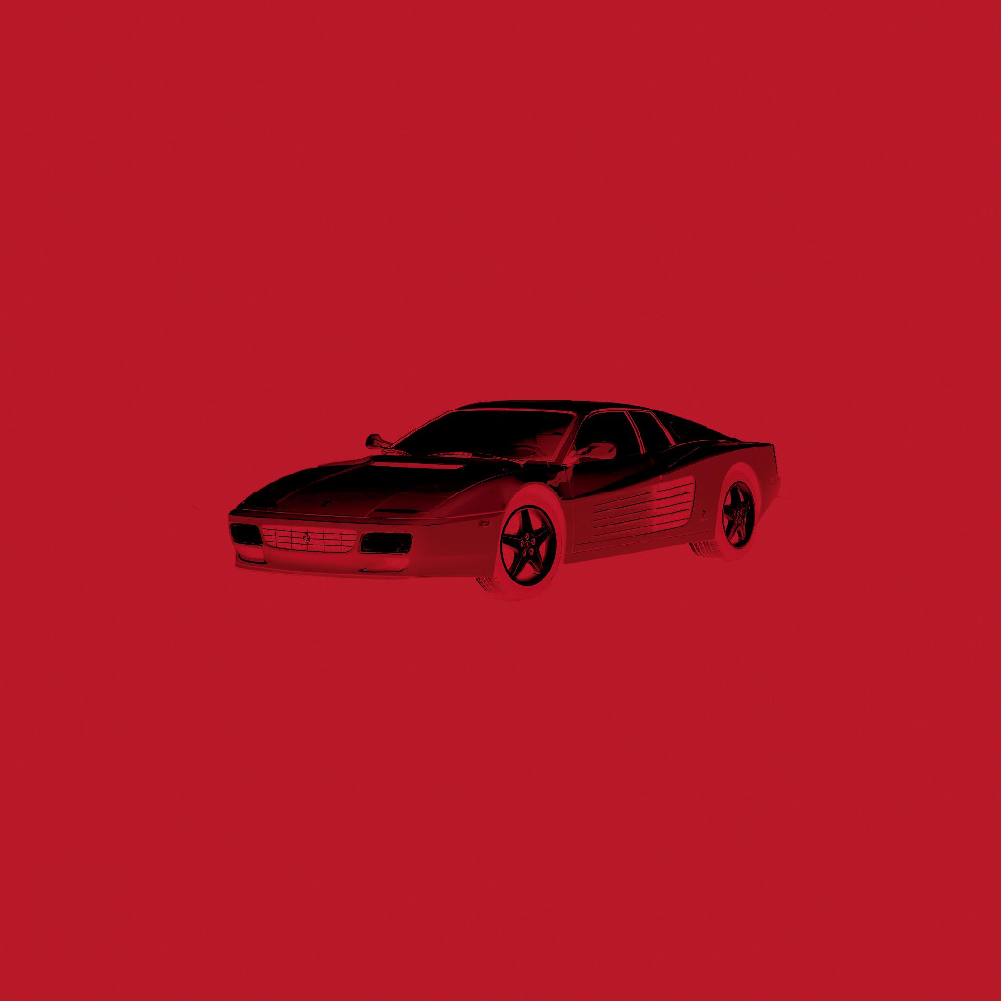 """Ferrari Dreaming"" Single Art"
