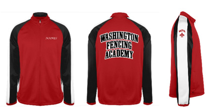 WFA Sanctioned Warm-Ups - We've partnered with Champion Sportswear to bring you our new WFA-sanctioned warm ups. The warm up jackets are personalized with your name, and you can choose from two different styles of pants. Great for staying warm before your event or while standing on the podium!