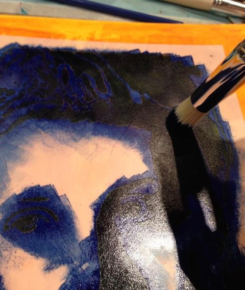 ...or paintbrush