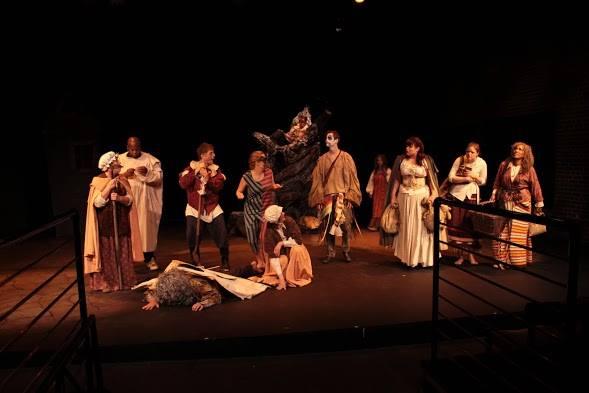Crazyface - Shadowhorse Theater