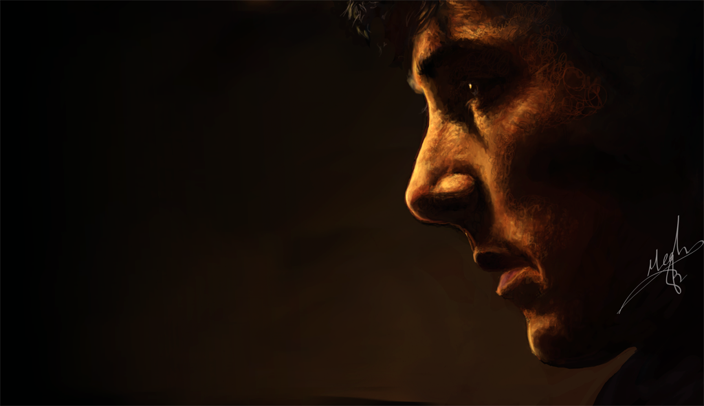 """"""" BBC Sherlock - The Game Is On """" by   abstradreams   is licensed under    CC BY-NC-ND 3.0"""