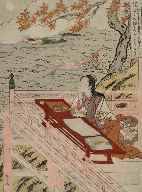 Lady_Murasaki_writing