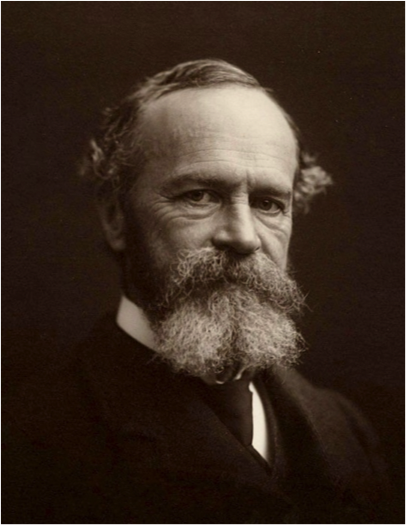 "William James, the ""Father of Modern Psychology"", circa 1890"