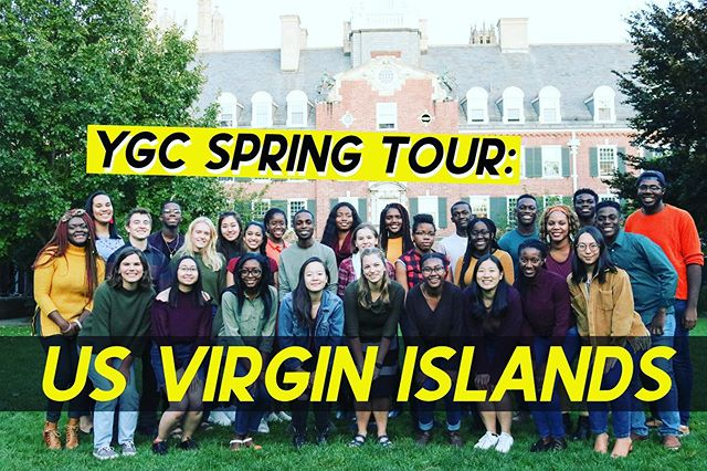 2 weeks ago, we announced our Spring Break Tour location at our Family Weekend Concert: the US Virgin Islands! We appreciate all the support we can get to make this trip possible. Please donate to our FB Fundraiser (link also in bio): https://www.facebook.com/donate/2427651357451128/?fundraiser_source=external_url