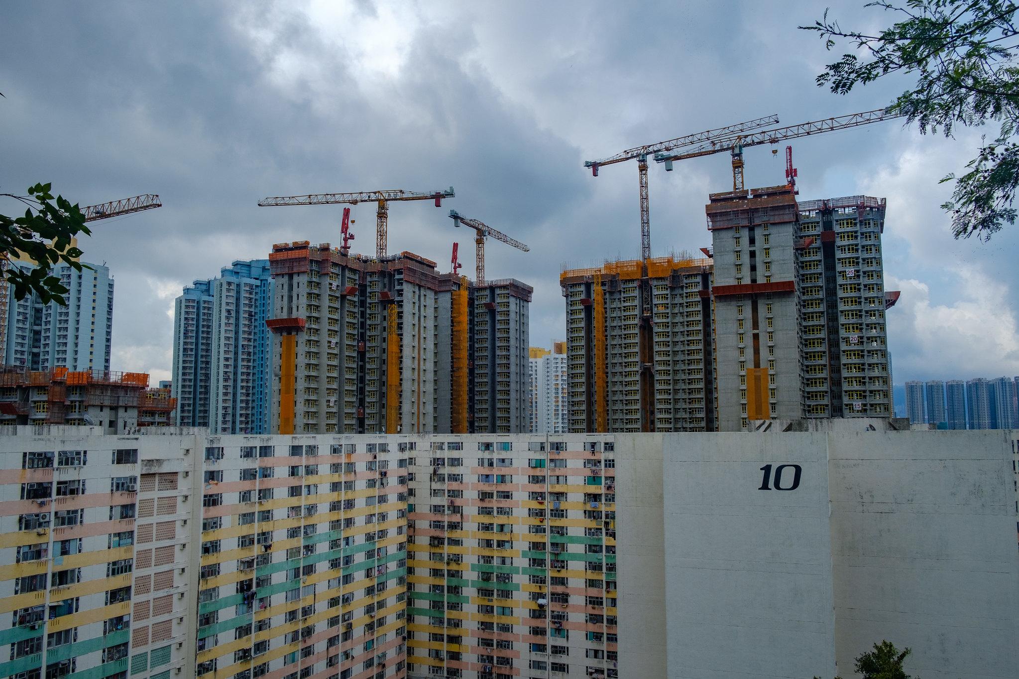 More Public Housing