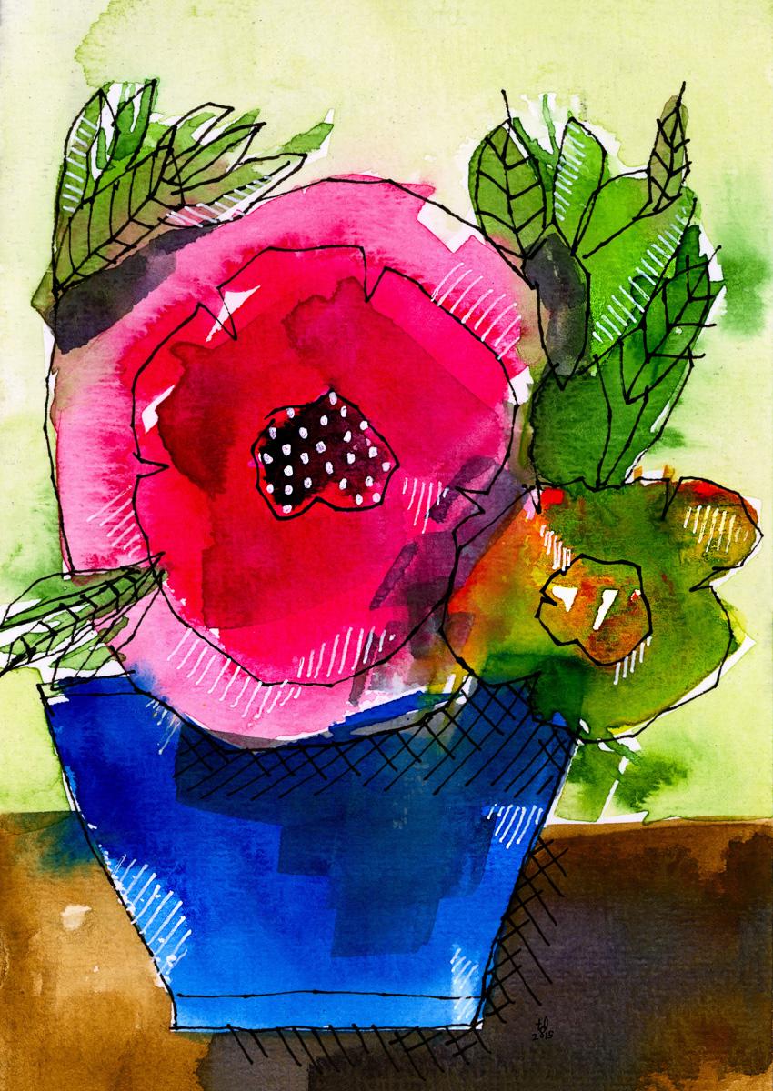 blue pot pink petals.jpg