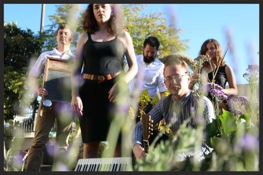 G Burns Jug Band, 2015. Photo by Glen Quaranta
