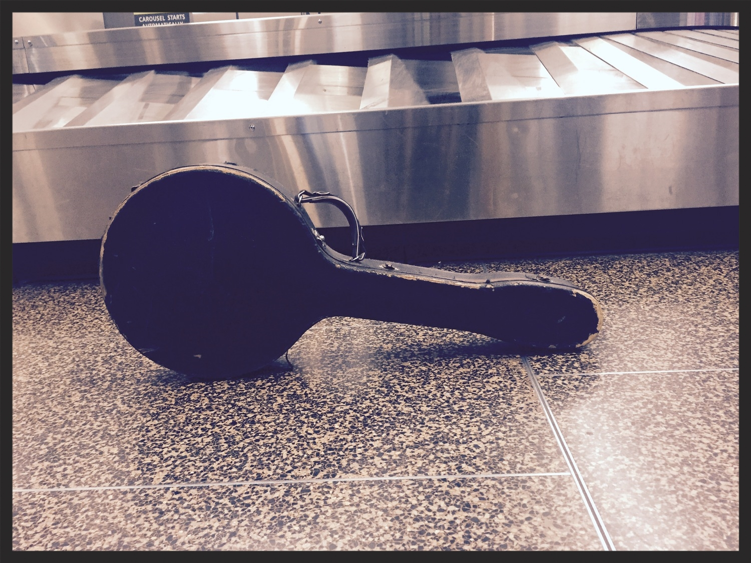 Banjos, mandolins, accordions, guitars, washboards, fiddles and jugs all made the trip from San Diego to Seattle.