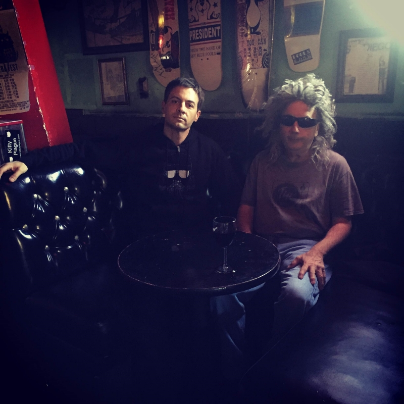 Large doses madness being cooked up with Gary Wilson this spring and summer. Photo: Mick Rossler