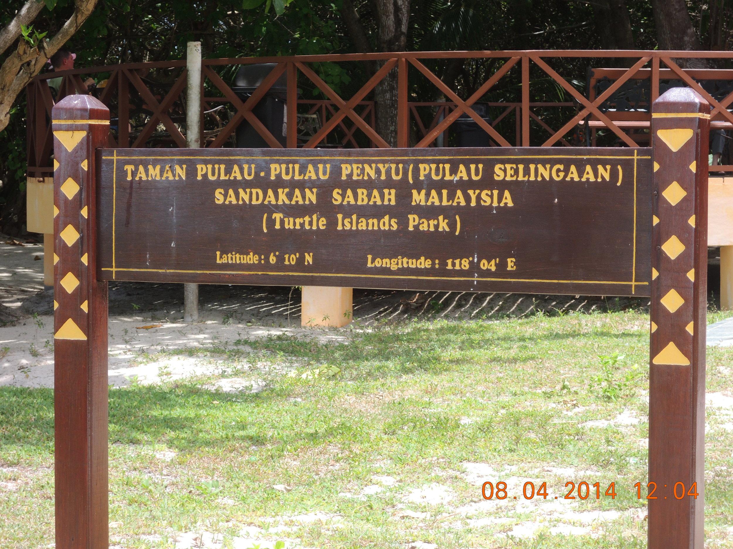 Welcome to Pulau