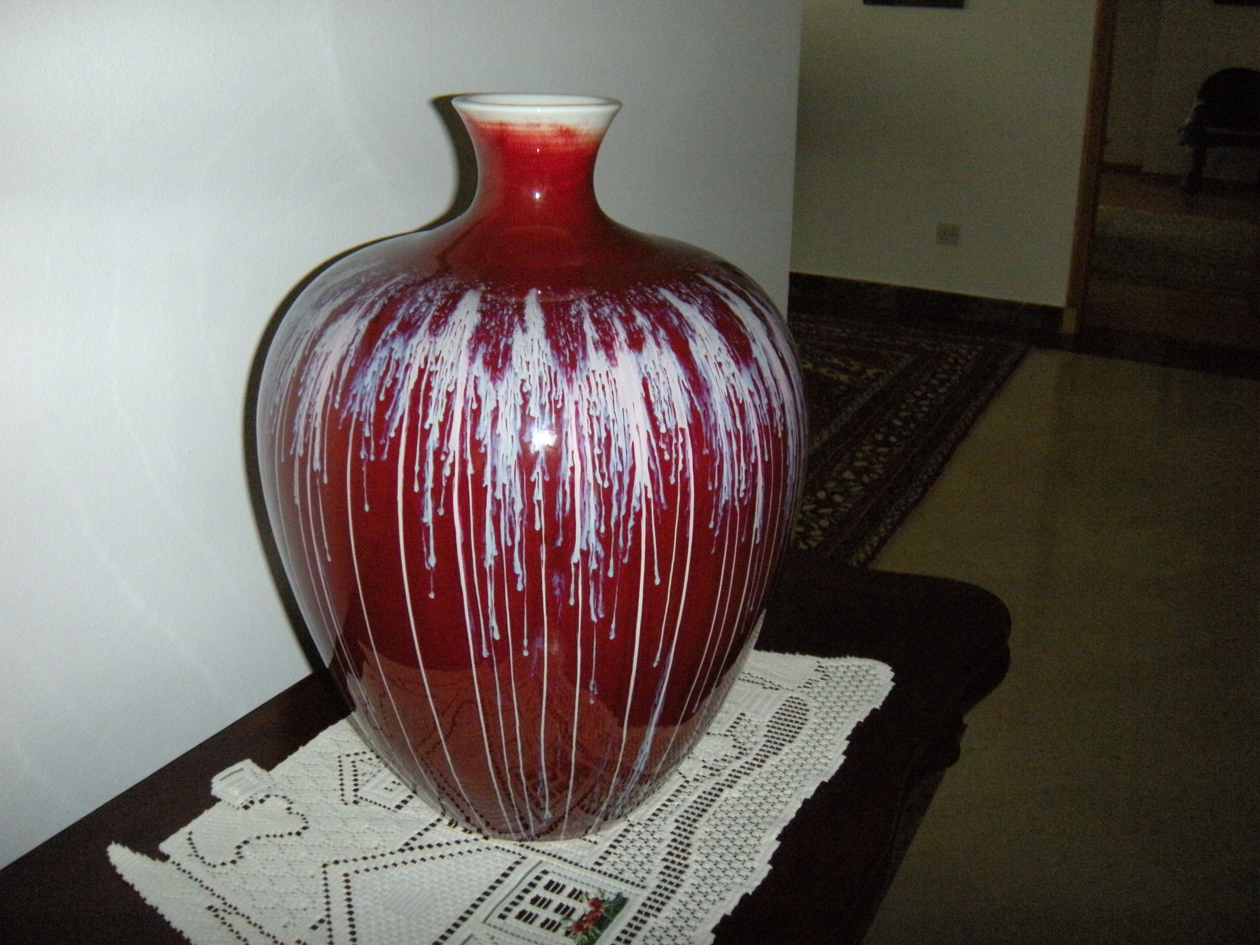 For the inventory--would you describe this as a vase or a jar?