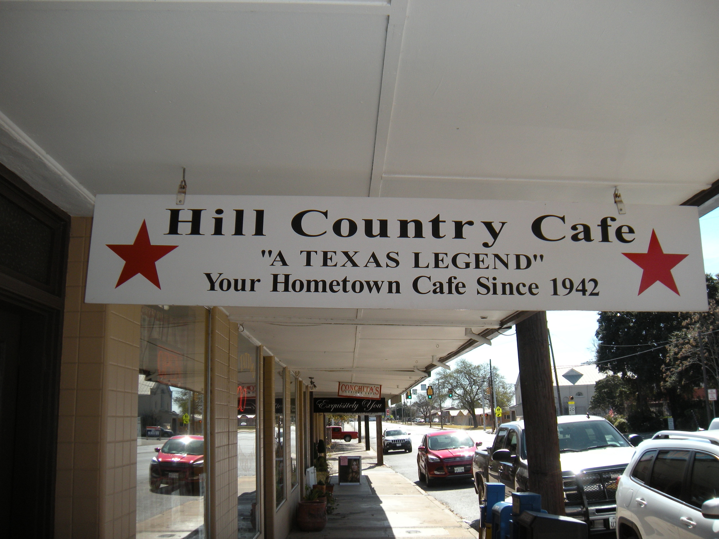 A great place to grab lunch next time you're in Kerrville.
