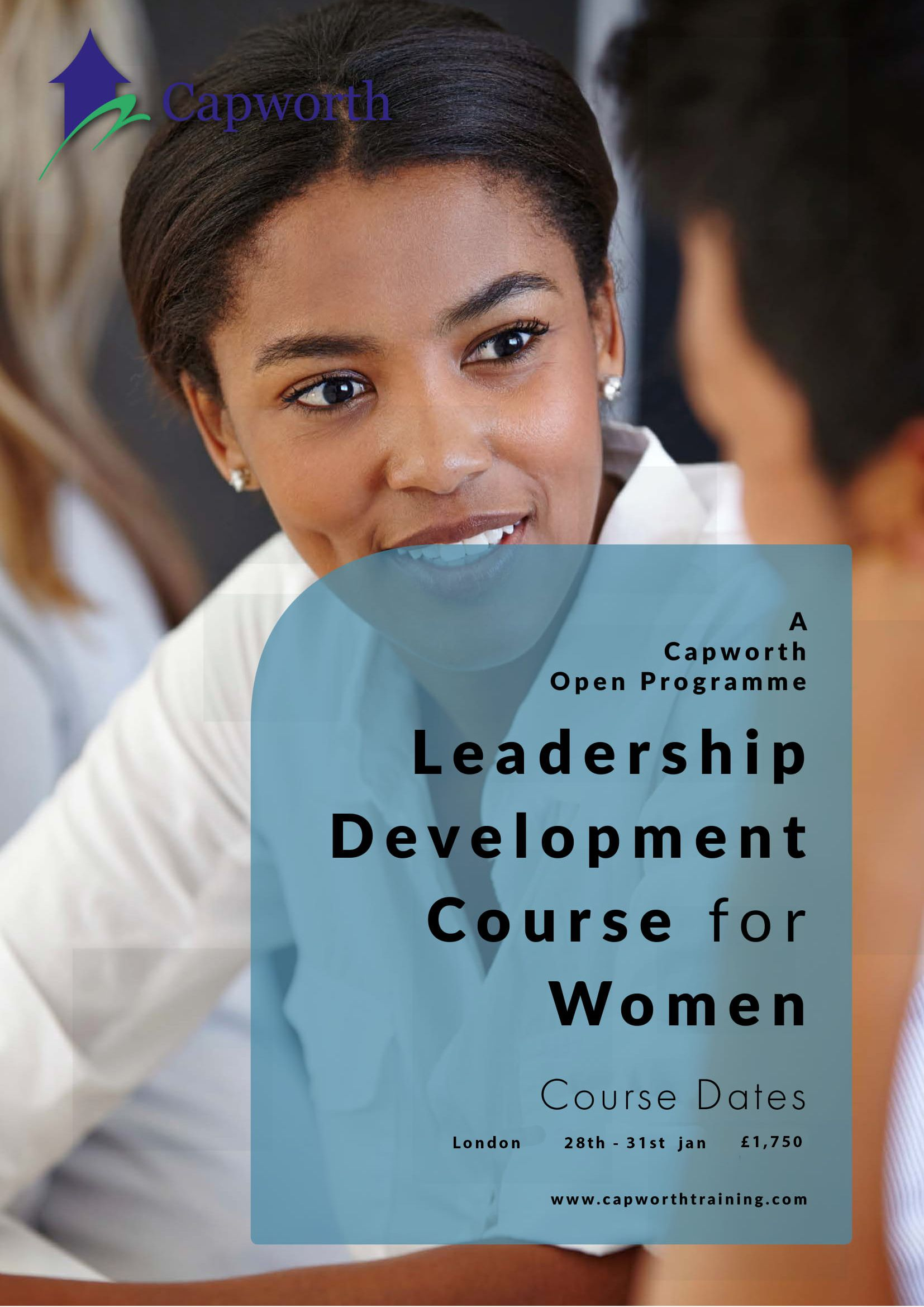 Leadership Development Course for Women - London  - Jan 2019 - Open Course _Page_1.jpg