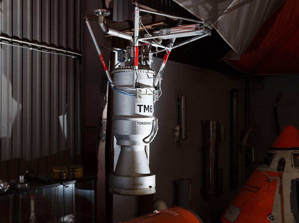 Copenhagen Suborbitals - Raketenbau
