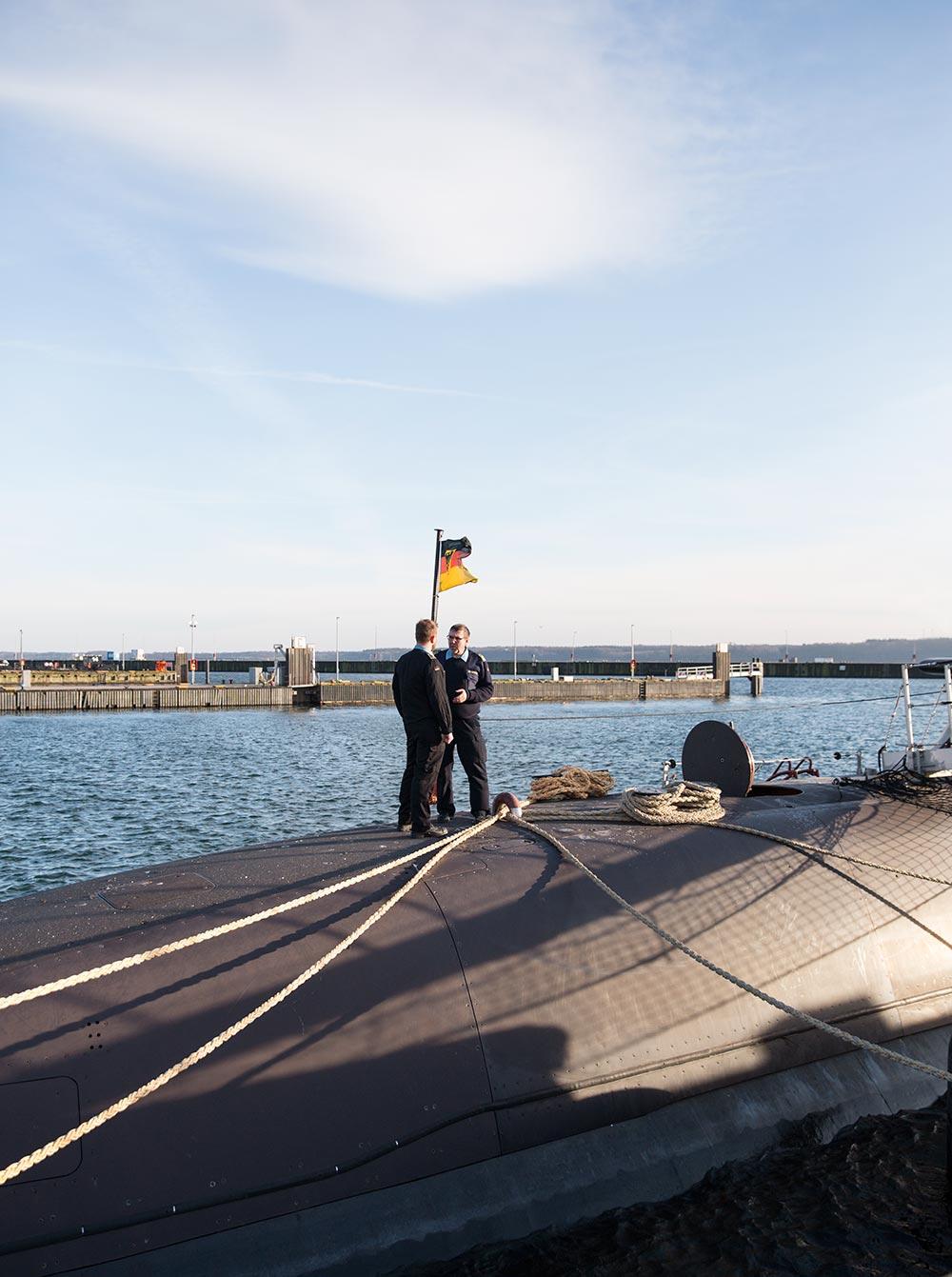 Thyssen Krupp Marine Systems I U-Boot