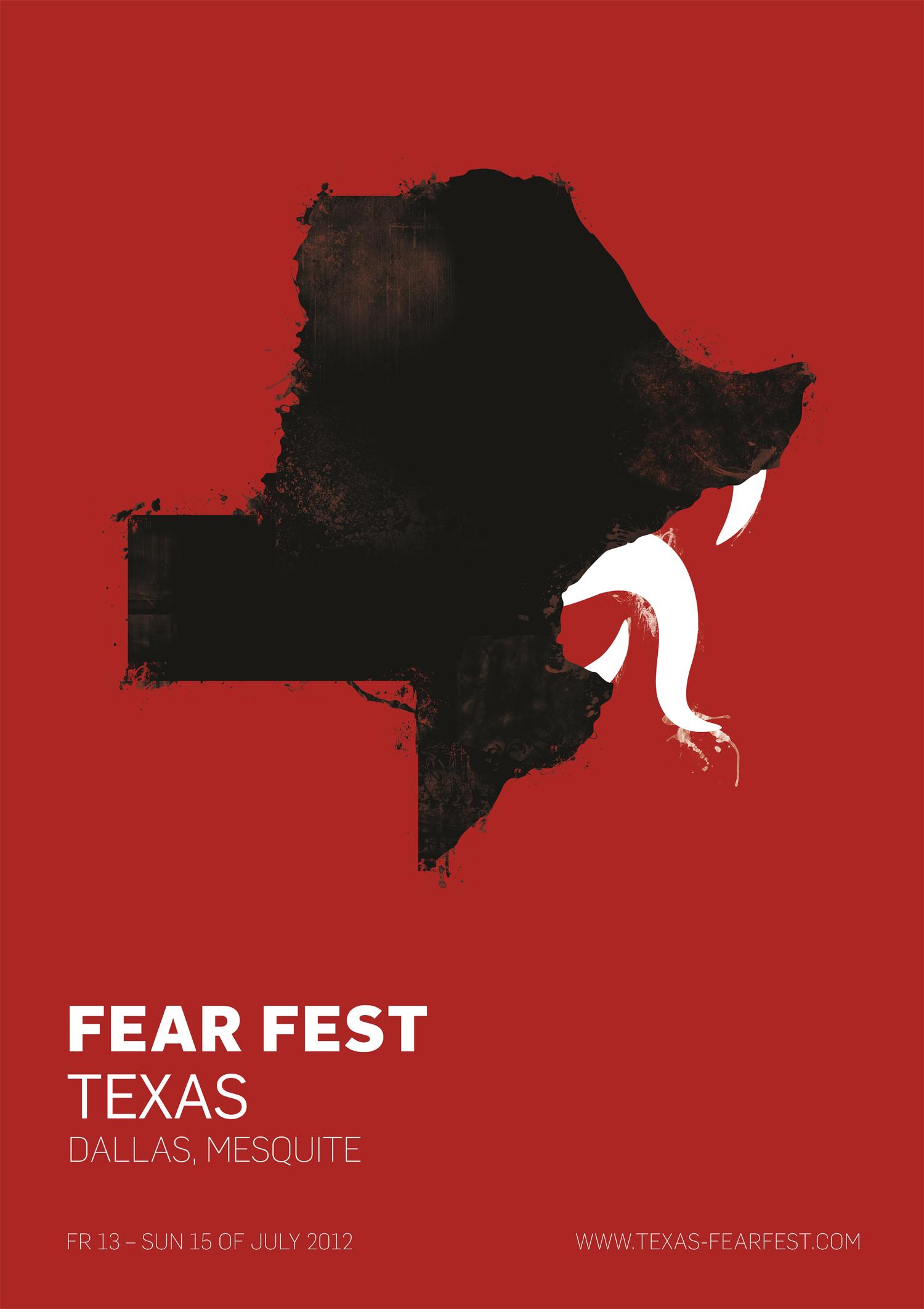 Tobias Möller »Fear Fest Texas« (Horror Festival)