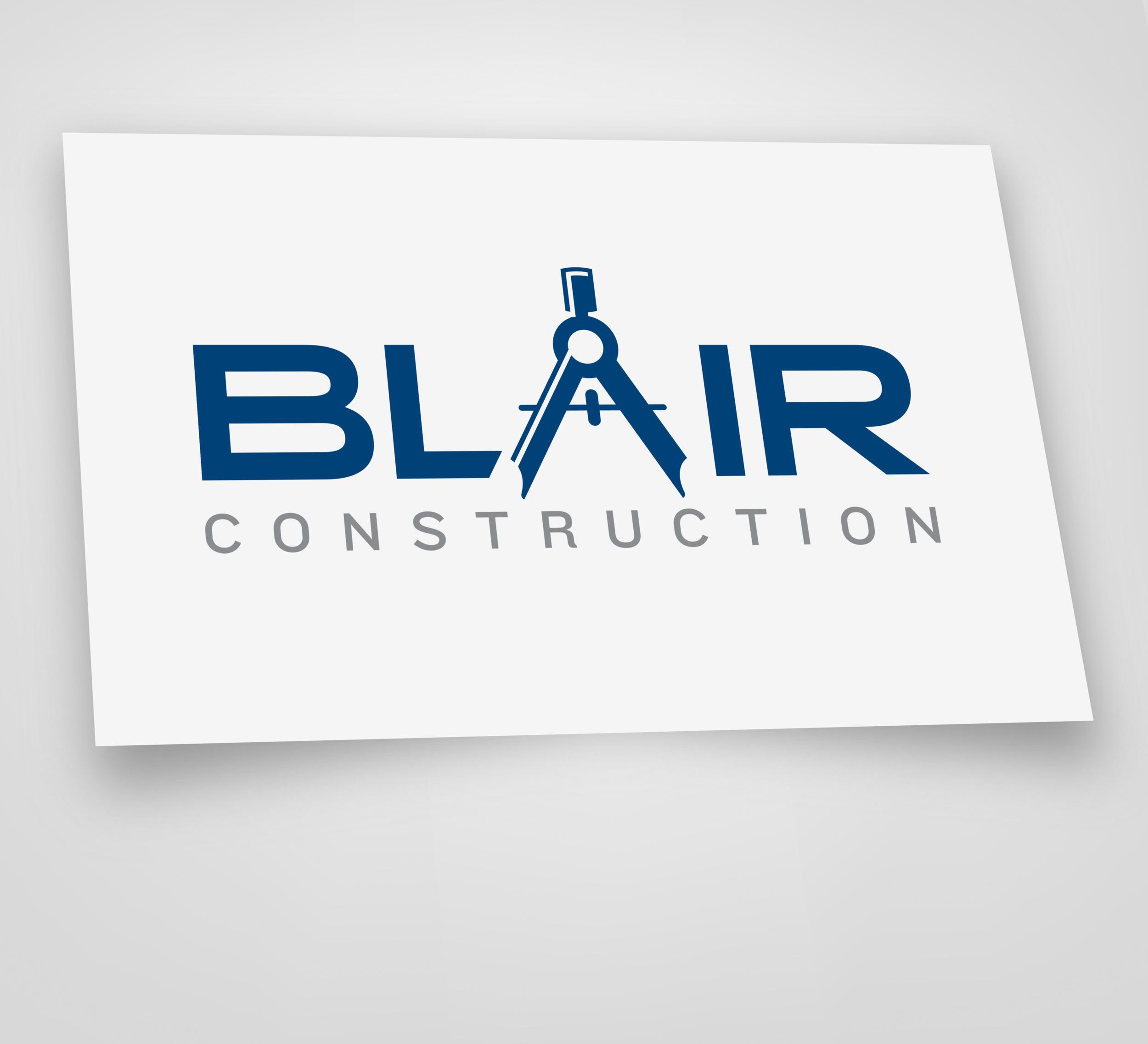 Logo Design for Blair Construction