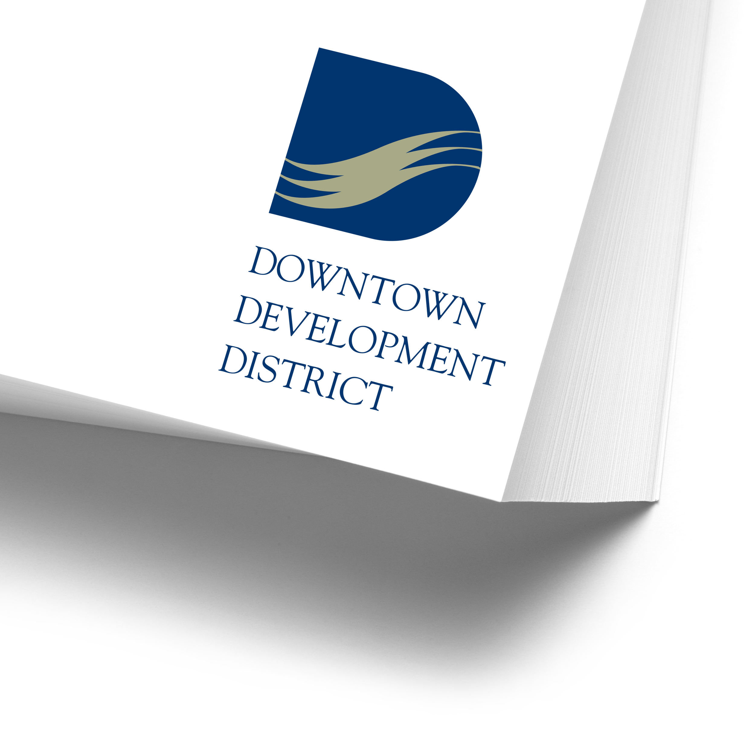 Logo Design for the Downtown Development District