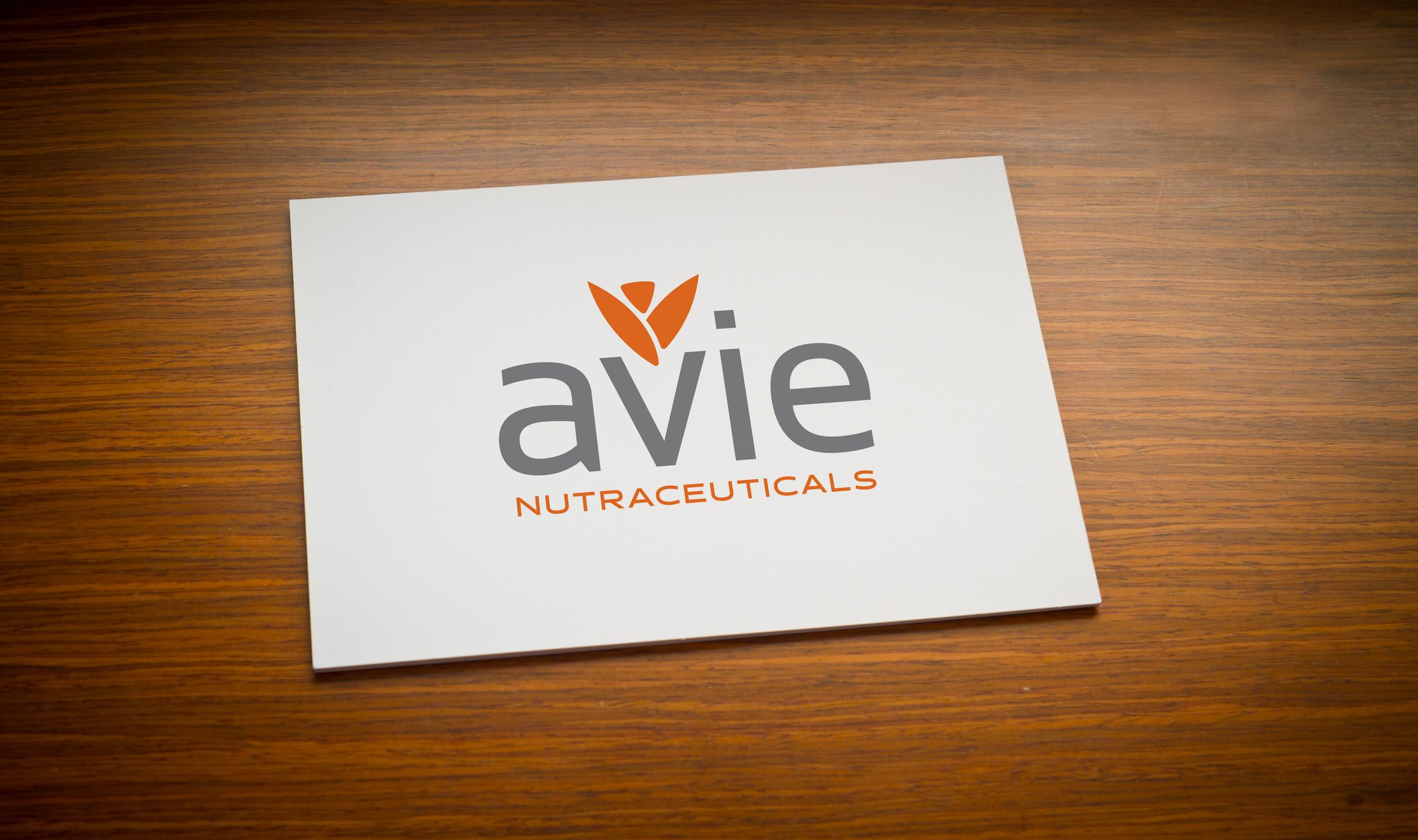 Logo Design for Avie Nutraceuticals