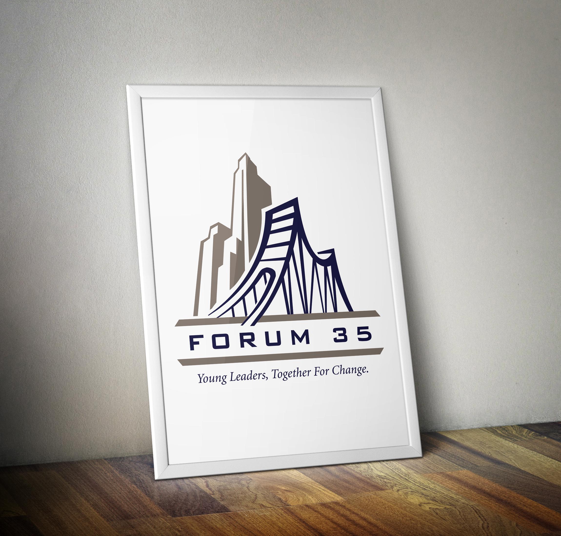Logo Design for Forum 35