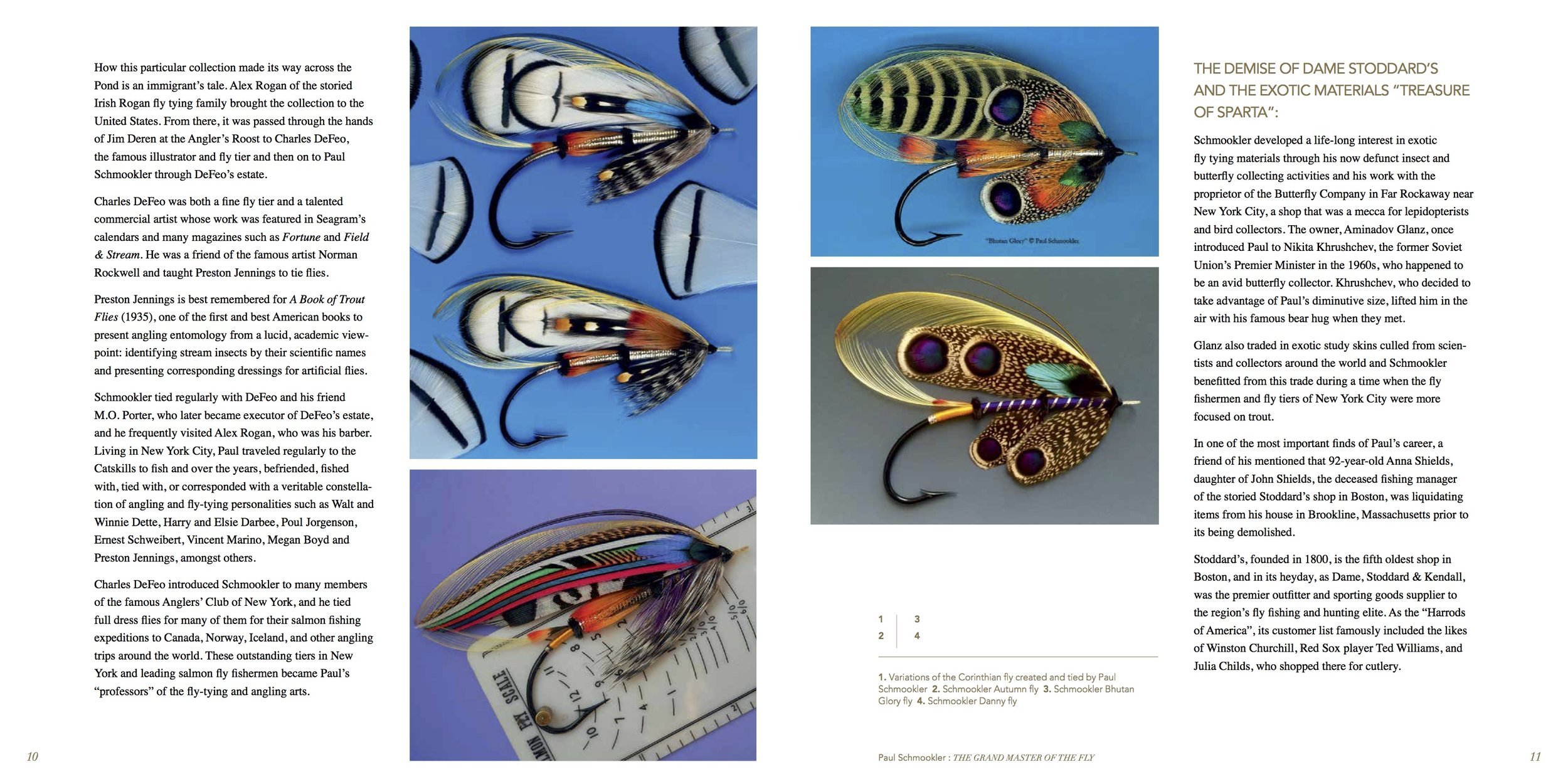 FLY FISHING TREASURES: THE WORLD OF FLY FISHERS AND