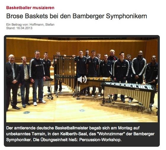 Bericht Bayerischer Rundfunk