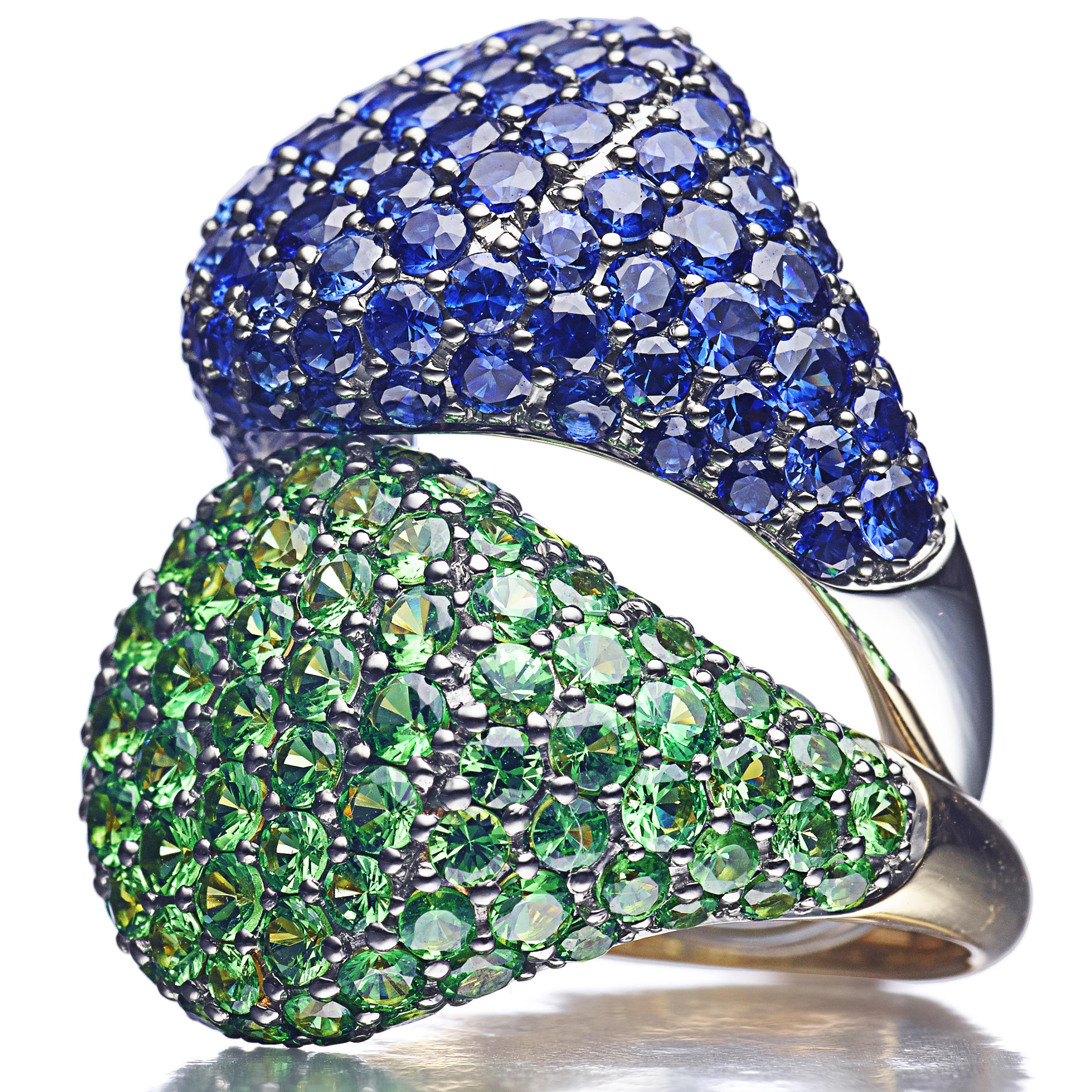 Hamilton Jewelers Catalog Design