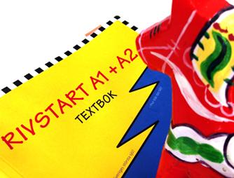 "Libro de estudio ""Rivstart"""