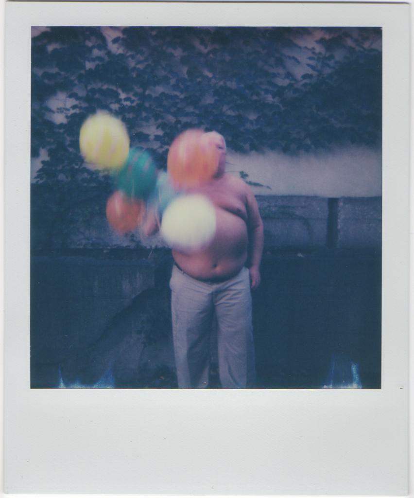 celebrate yourself - polaroid - gracie hagen - 2018