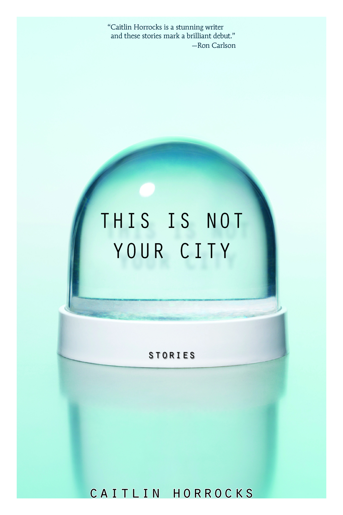 This Is Not Your City Guide