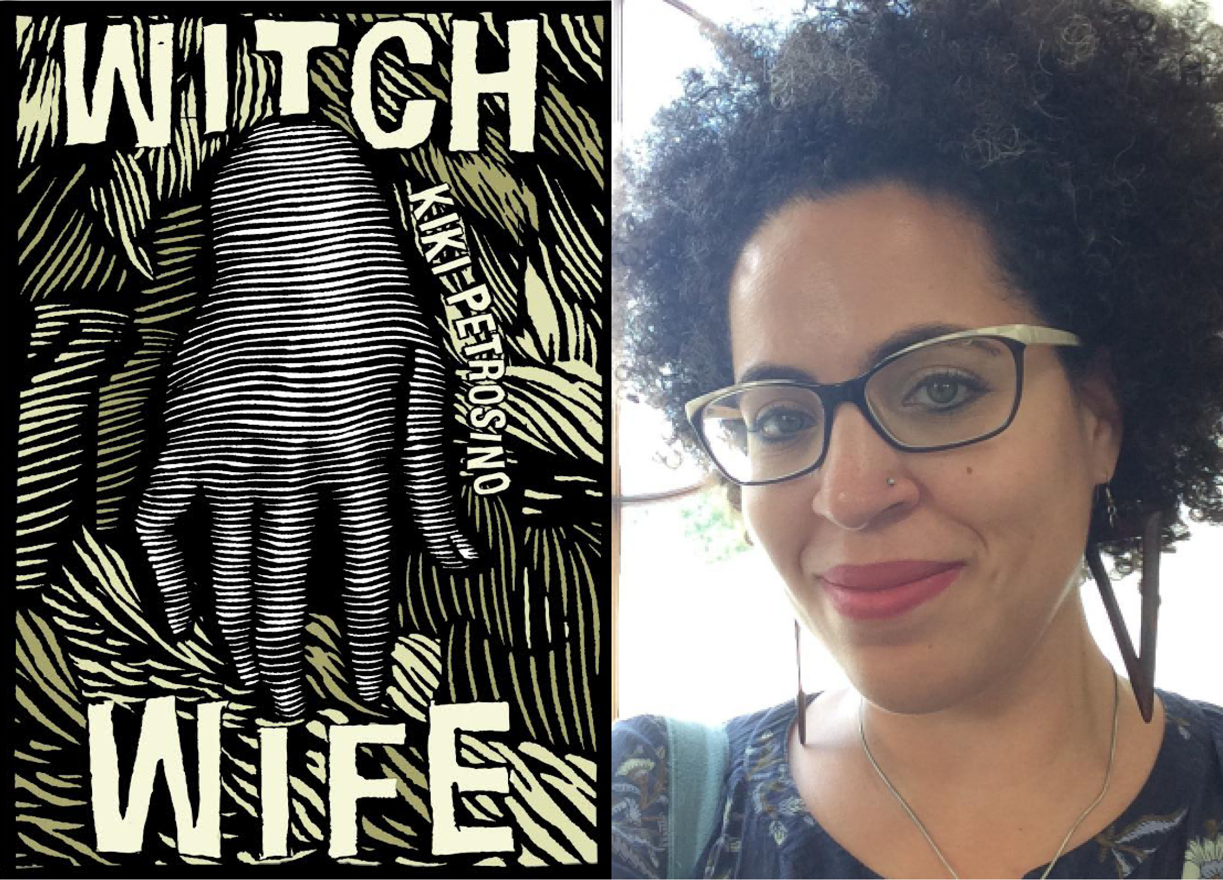 "- ""My relationship with this outstanding press has made it possible for me to reach out to readers, students, and fellow artists around the world, and to participate in the dynamic creative economy of Louisville, Kentucky"" —Kiki Petrosino, author of Witch Wife"
