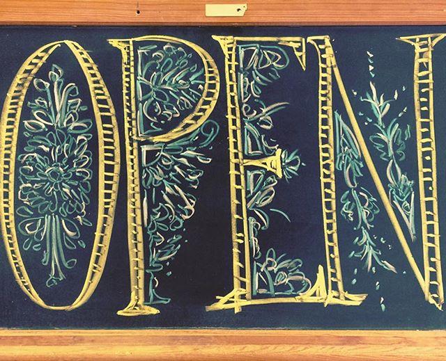 Every Sunday 10–2! Stop in, today, friends! 1518 West Walnut Street, Allentown. Second Floor!