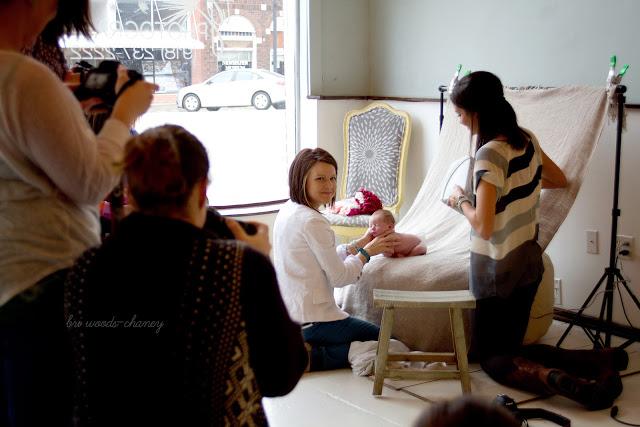Newborn Photography Workshop