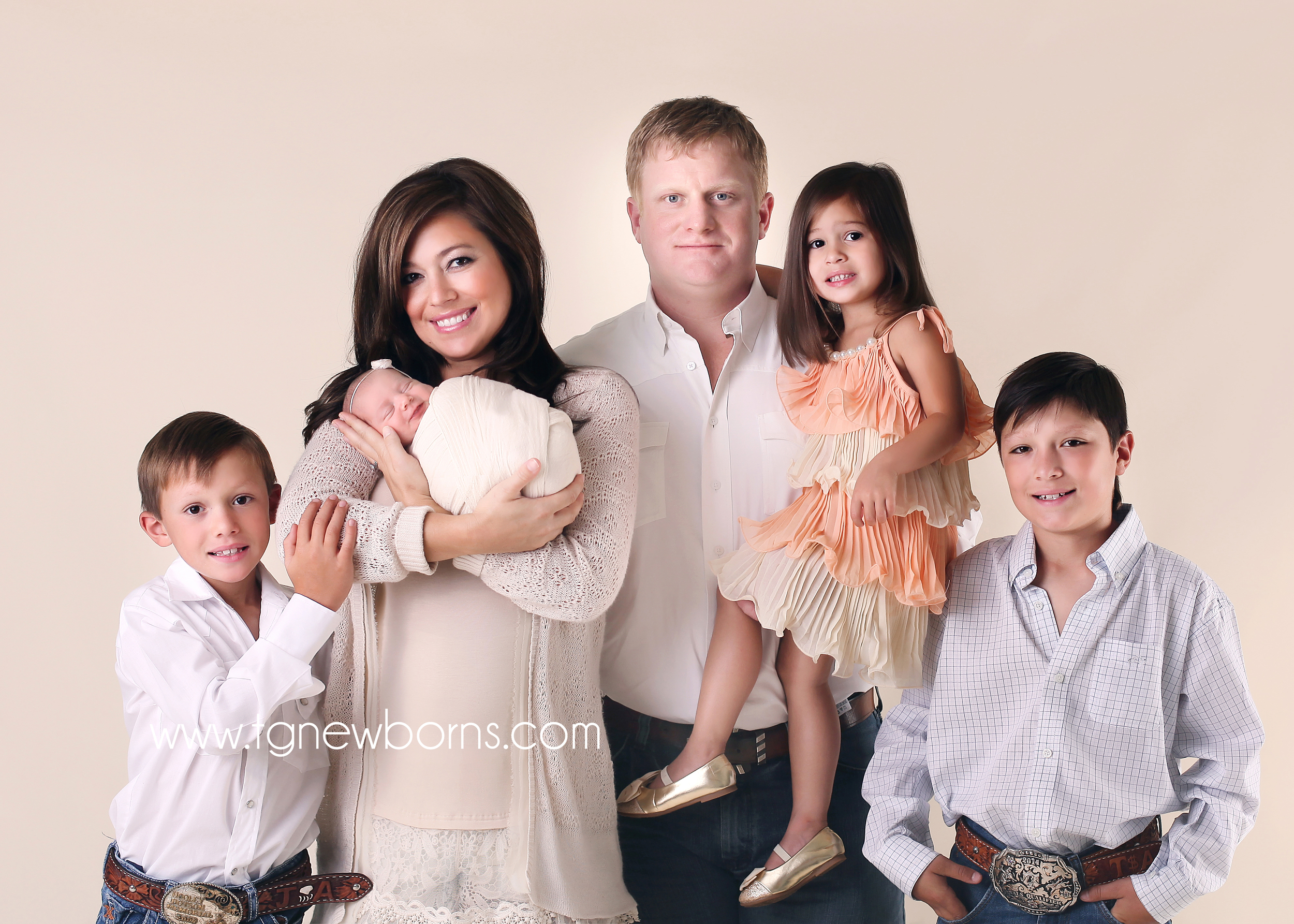 Reba McEntire family