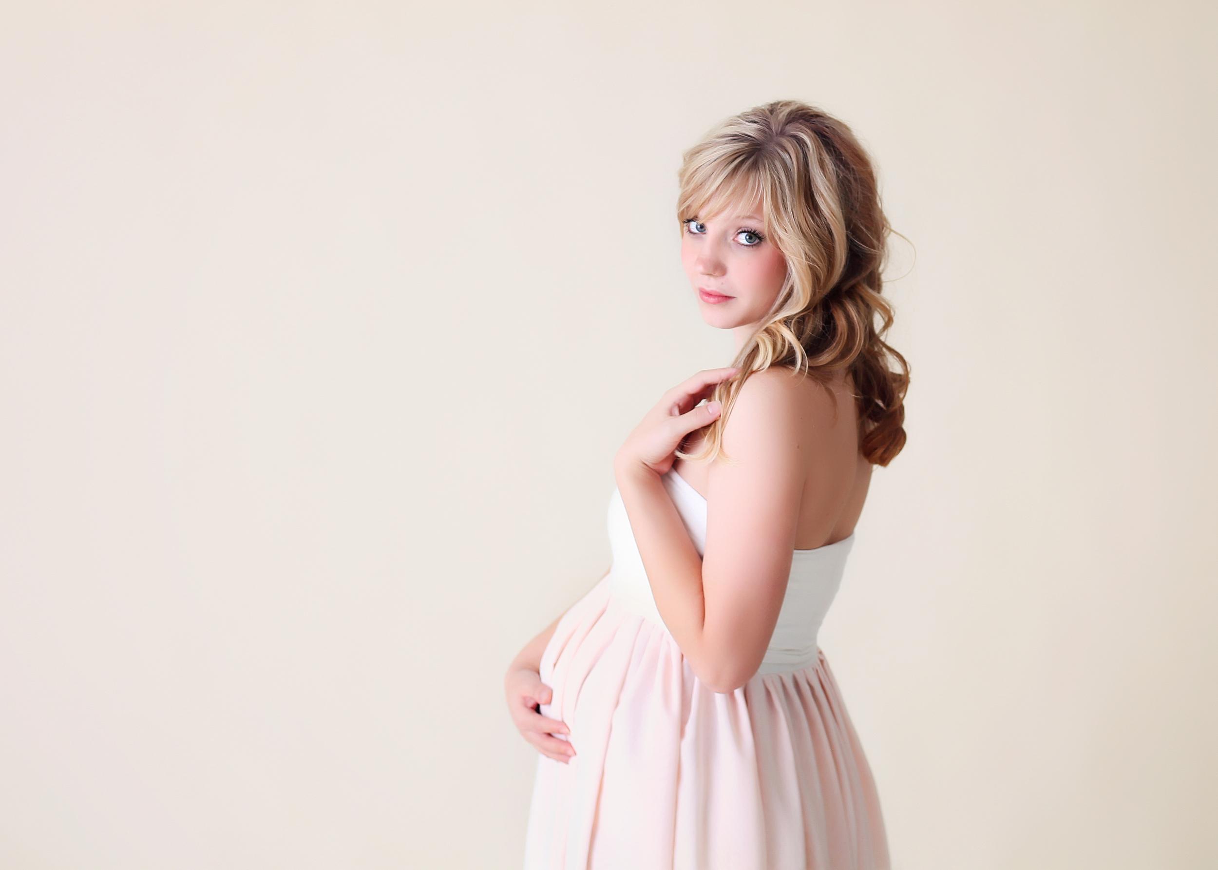 tulsa pregnancy photography