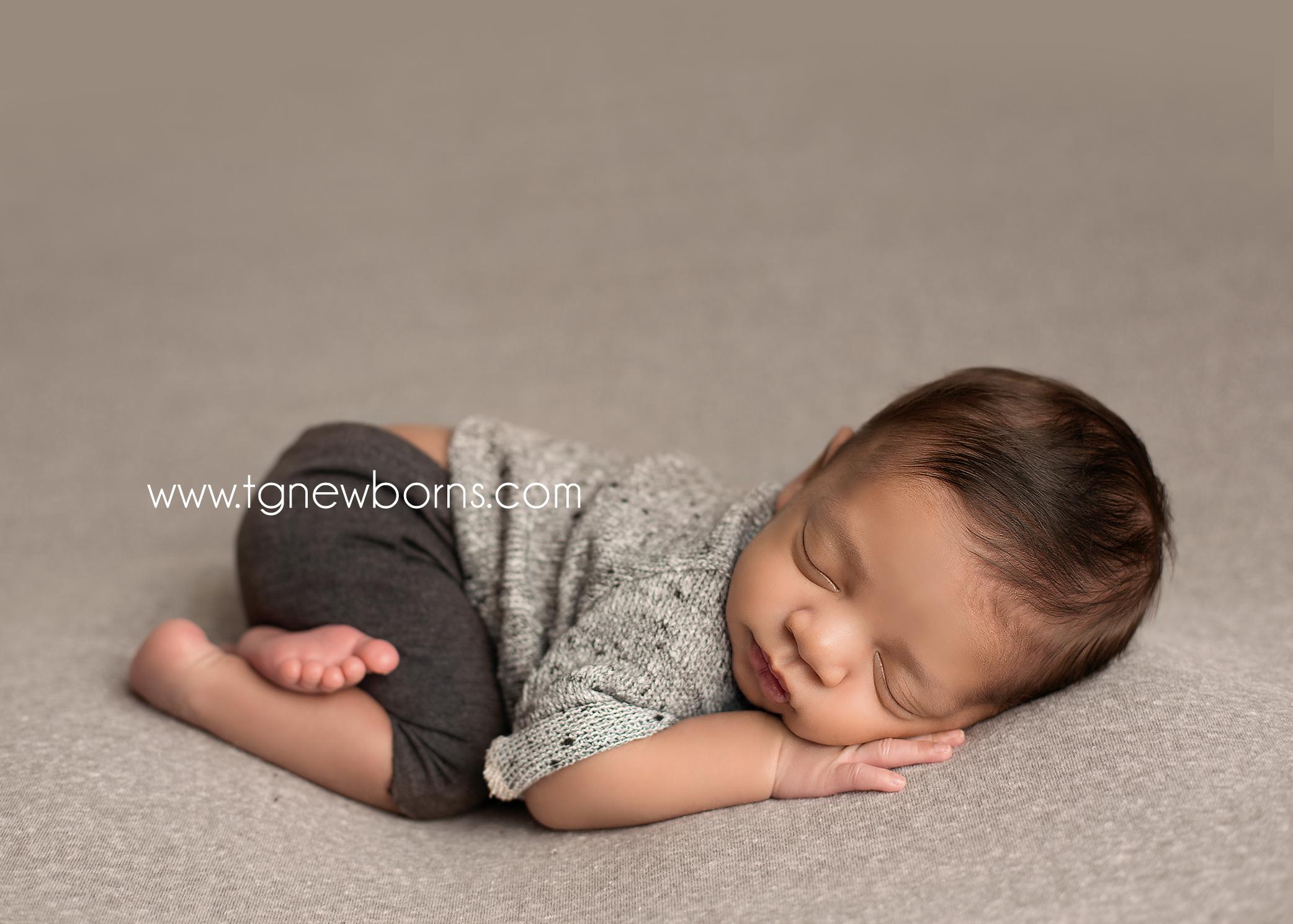 Ormond Beach newborn photographer