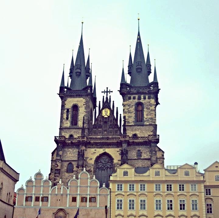 Old Town Square | Starom  ě  stsk  é  n  á  m  ě  st  í