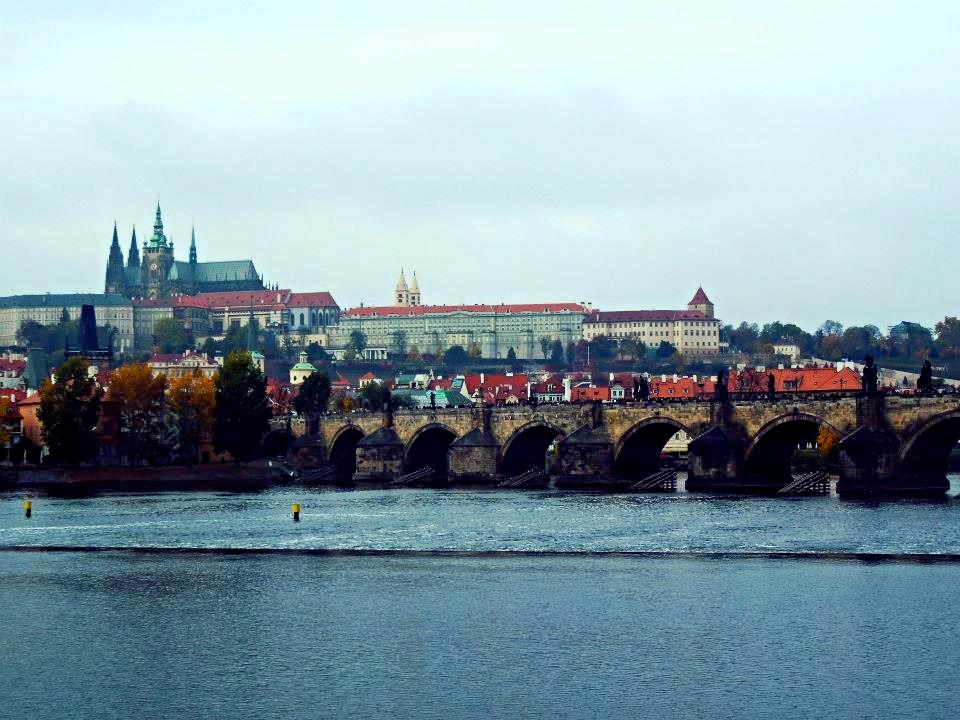 The Vlatava River