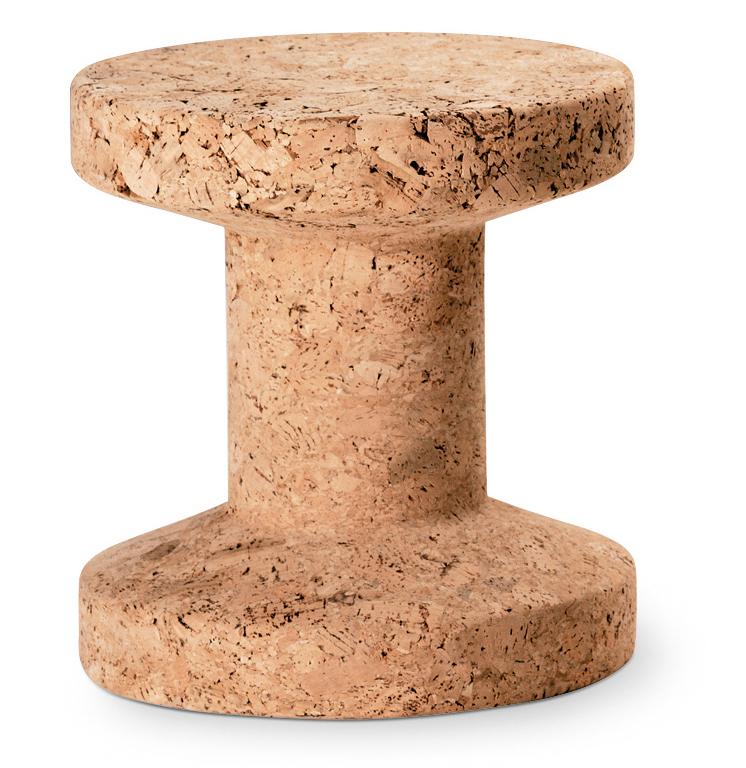 'Model B' stool from the Cork Family by Jasper Morrison for Vitra, £300   thelollipopshoppe.co.uk