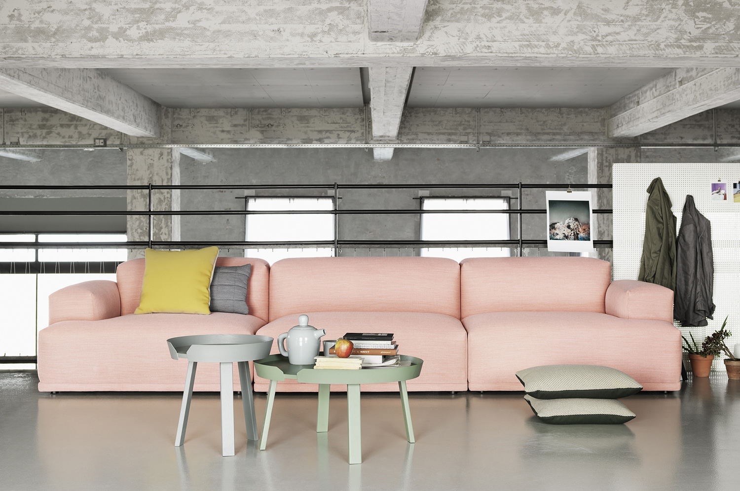 Muuto pop over to the King's Road
