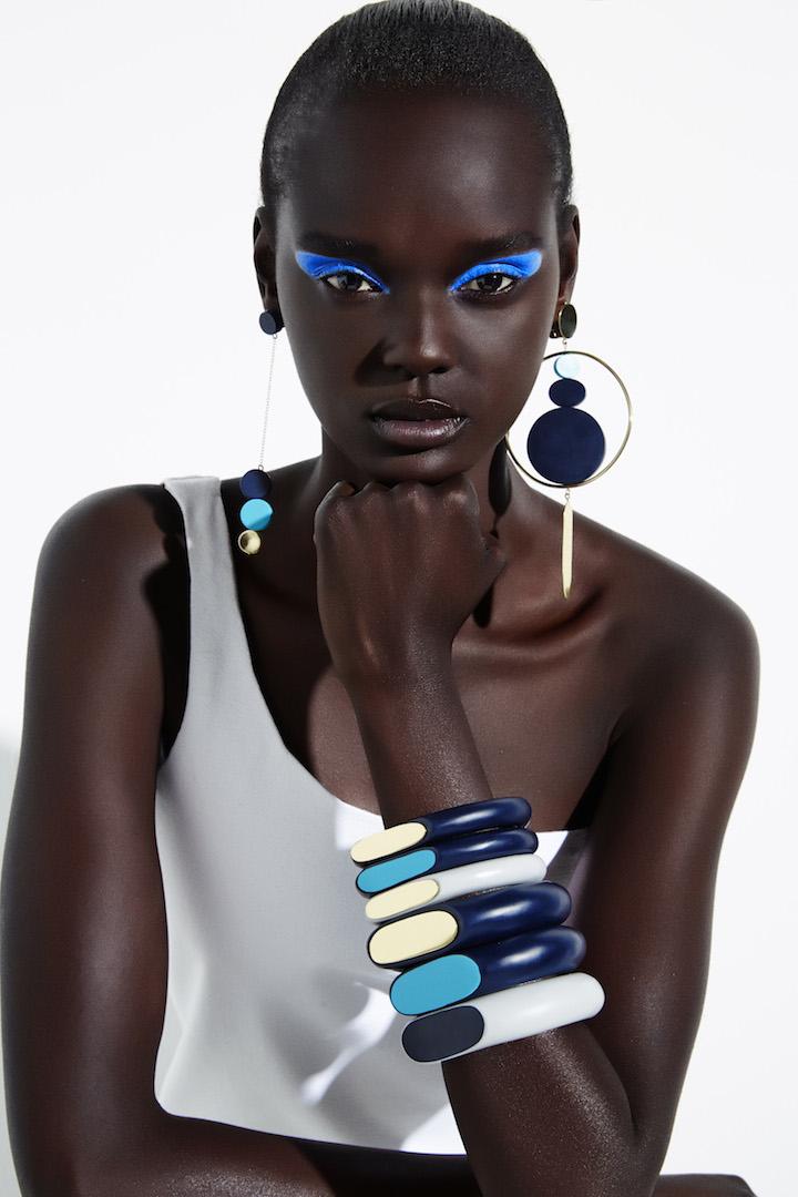 Dinosaur Designs_Colour Block_Jewellery_Blue Bangles_Earrings.jpg