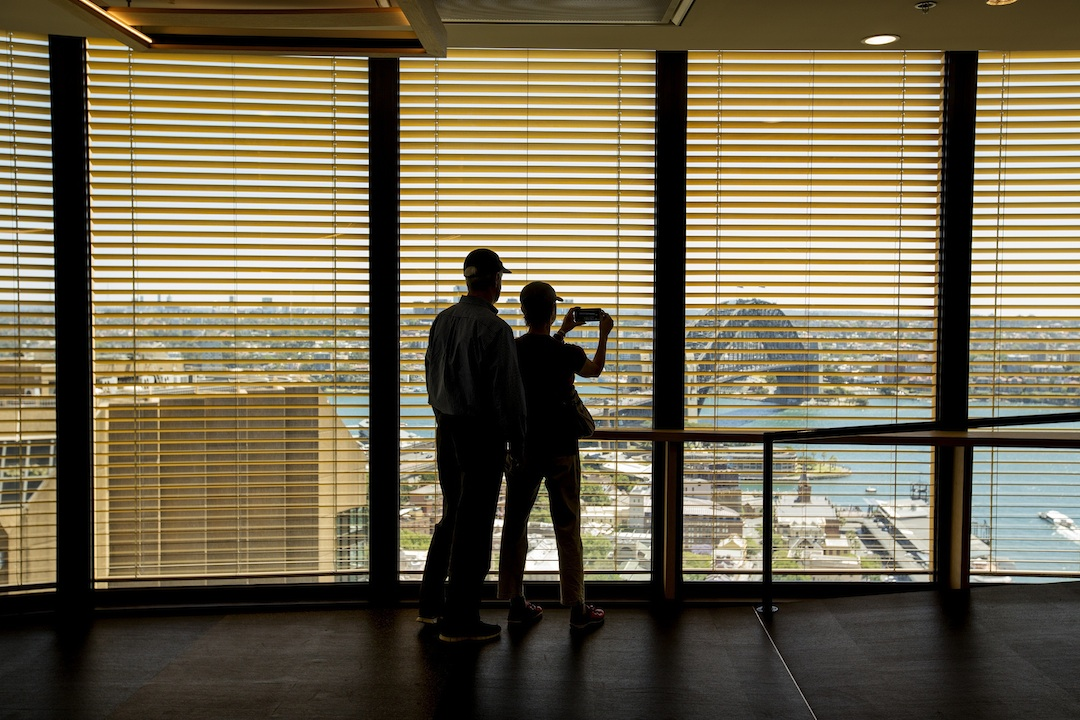 5. Taking in Sydney Harbour view from Ernst & Young Building (c) James Horan.jpg