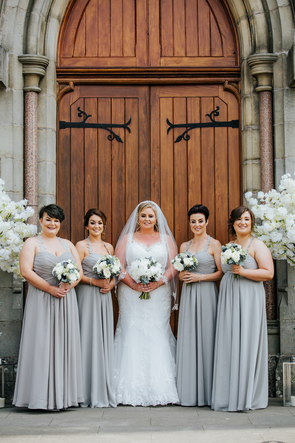 J + T - Julie + TomSacred Heart Church ClonesErrigal Country House Hotel