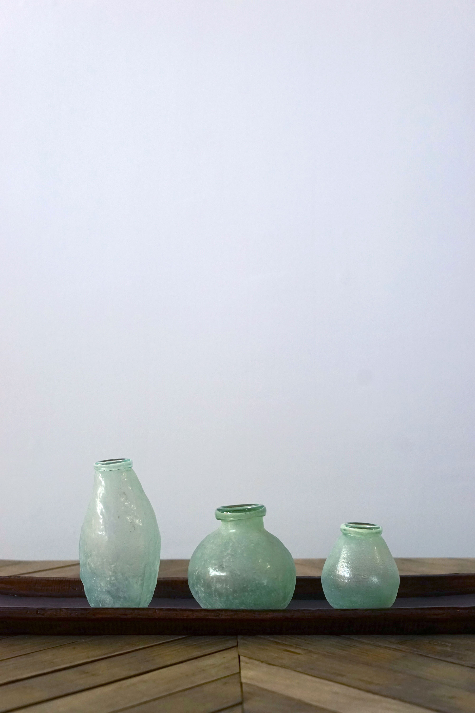 Blown Glass Vase