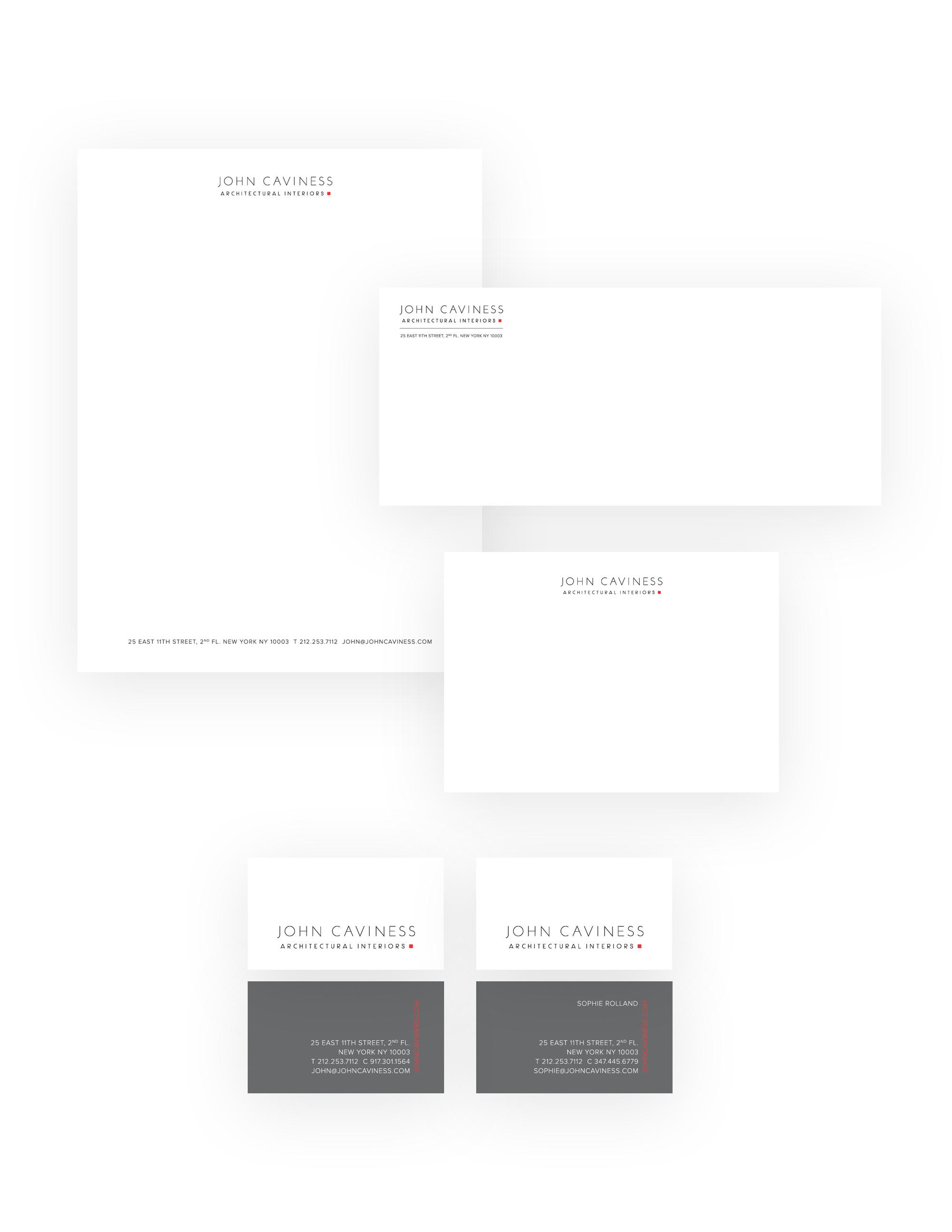 John Caviness Brand Design