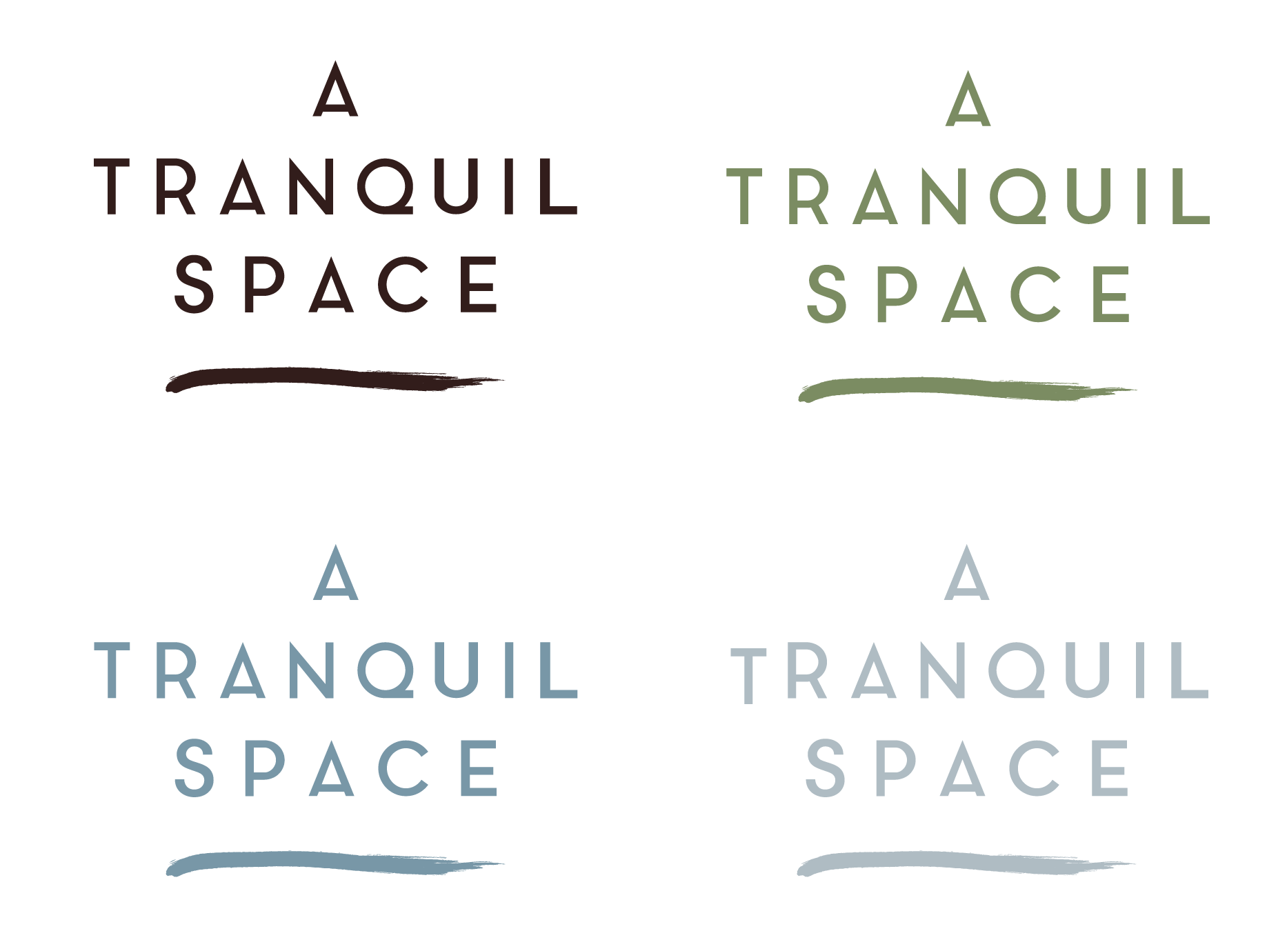 A Tranquil Space logo
