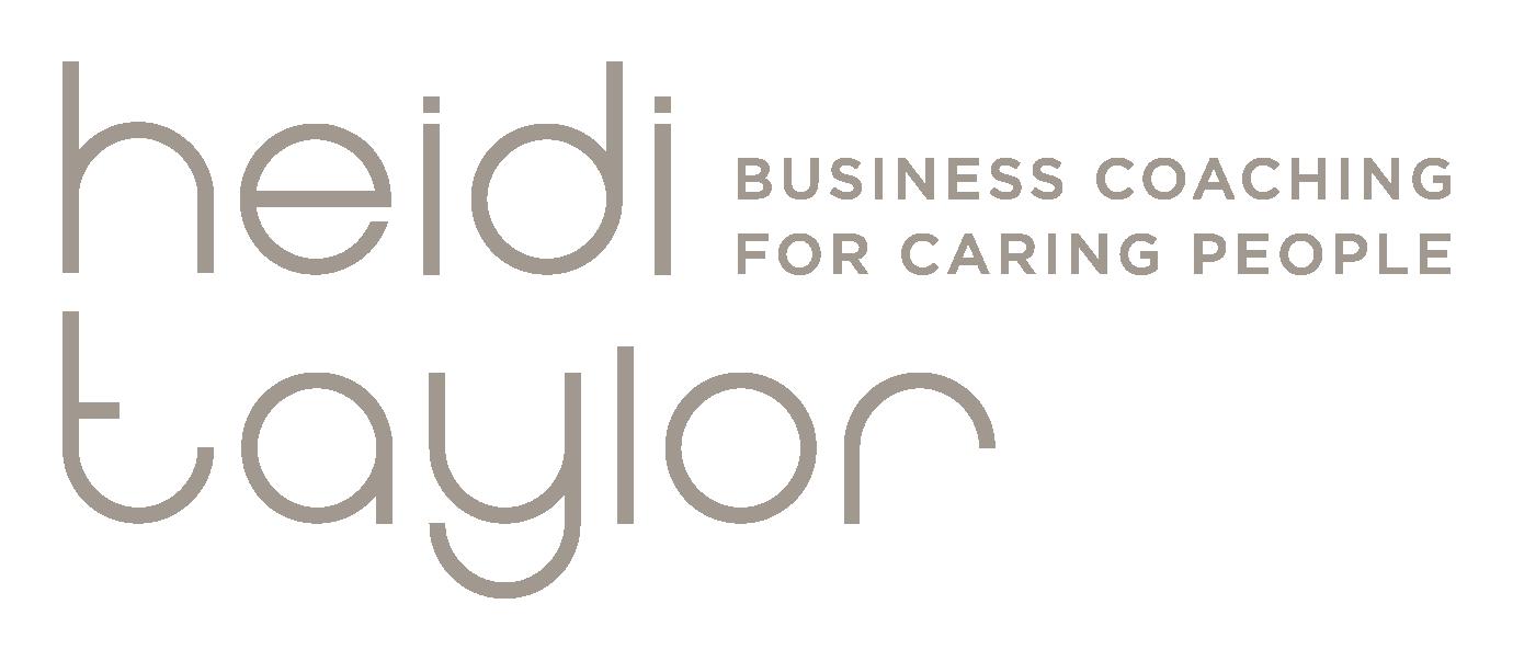 Heidi Taylor Logo Design