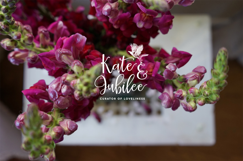 Kate & Jubilee Brand Design